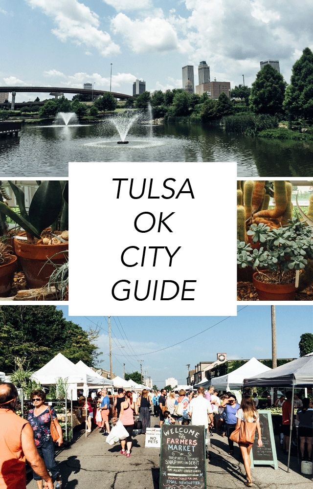 Tulsa, OK City Guide. Want to know what to do in Tulsa, Oklahoma? Here is a full list of what to see and do while you are in town!