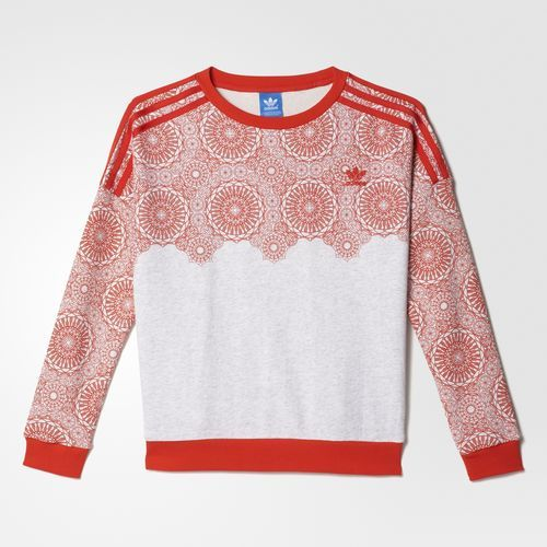 adidas - Youth Sweatshirt