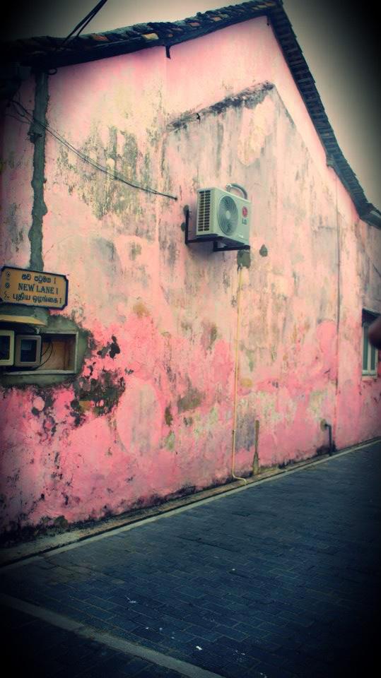 Pink House, Galle, Sri Lanka #By Devika Narain