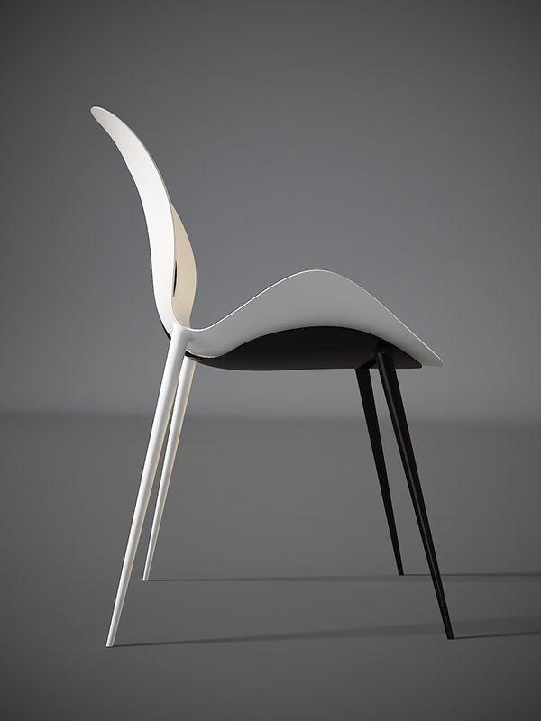Svilen Gamolov→ЖAR chair concept