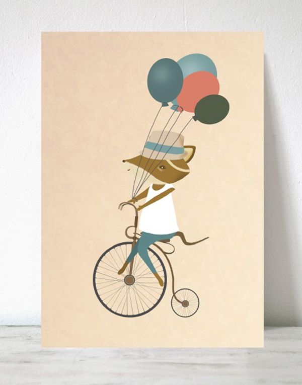 New Kid's Posters by Menudos Cuadros - Petit & Small