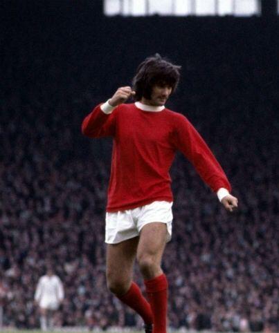 George Best of Man Utd
