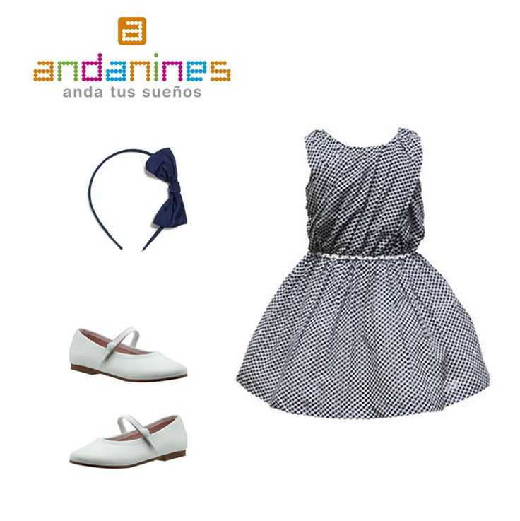 Outfit evento niña!!