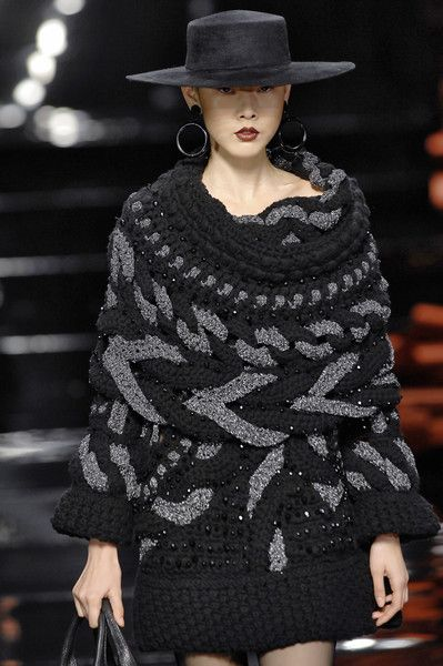 Kenzo at Paris Fashion Week Fall 2007