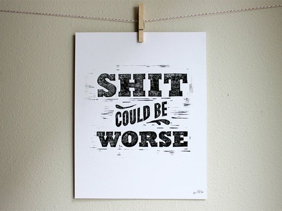 Yessssss! Want this for the office...or maybe the bathroom HA! Get it?