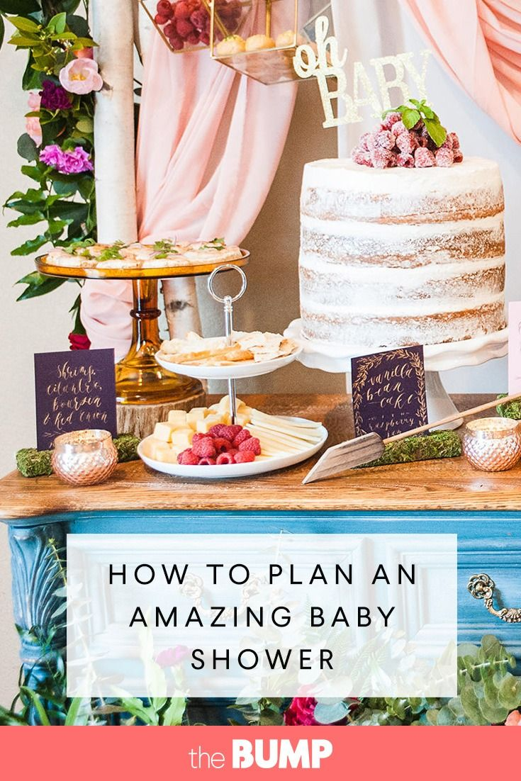 Throwing a baby shower? With our guide to shower planning and etiquette, it'll be a piece of cake.