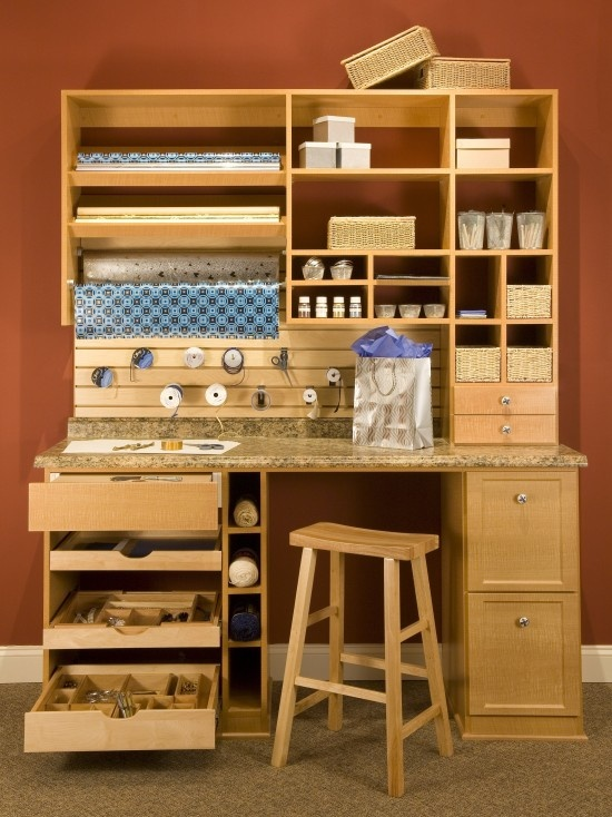 Very best 53 best Craft Station images on Pinterest | Desks, For the home  ZC41