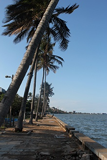 Vibrant, colourful, a mix of high rise skyline and Third World chaos, Maputo in Mozambique is Africa at its best...