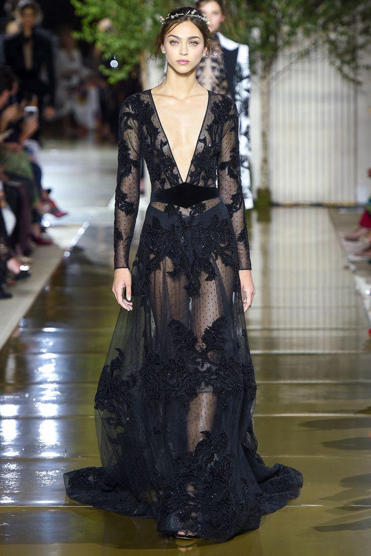 Zuhair Murad Fall 2017 Couture Fashion Show