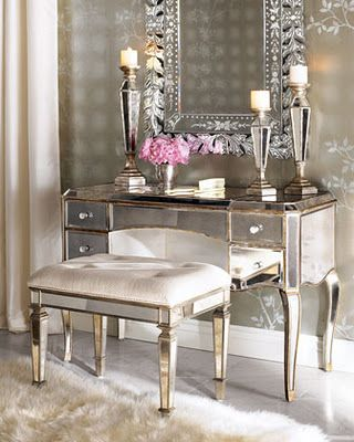 Dressing table | Decoration | Vanity Table | Romm | Bedroom | Home | Design                                                                                                                                                                                 More