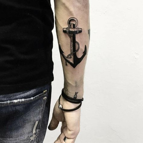 best 25 anker tattoo ideas on pinterest anchor tattoos. Black Bedroom Furniture Sets. Home Design Ideas