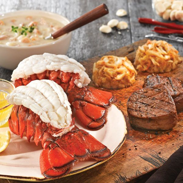 Top Gift Pick for the holidays: The Lobster Filet Feast - the best way to savor the season.