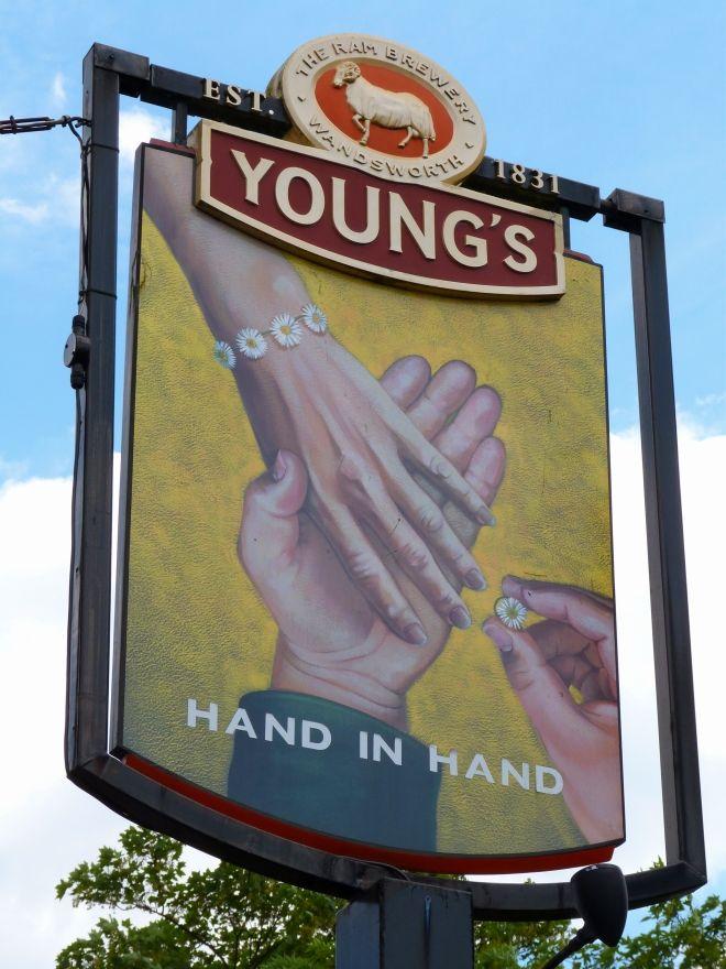 Hand-in-Hand, Wimbledon
