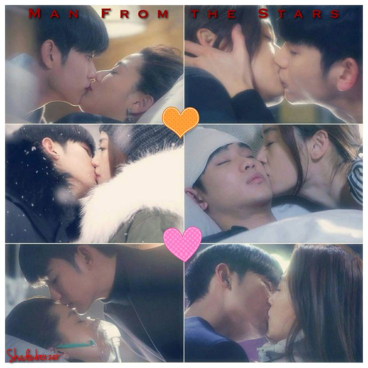 Man From the Stars....The Kisses...:-*