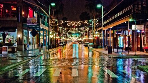 Ybor City, Tampa, Florida, 7th Avenue