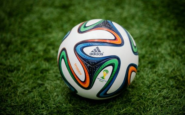 Adidas Brazuca FIFA World Cup 2014 Brazil Official Ball HD Wallpapers