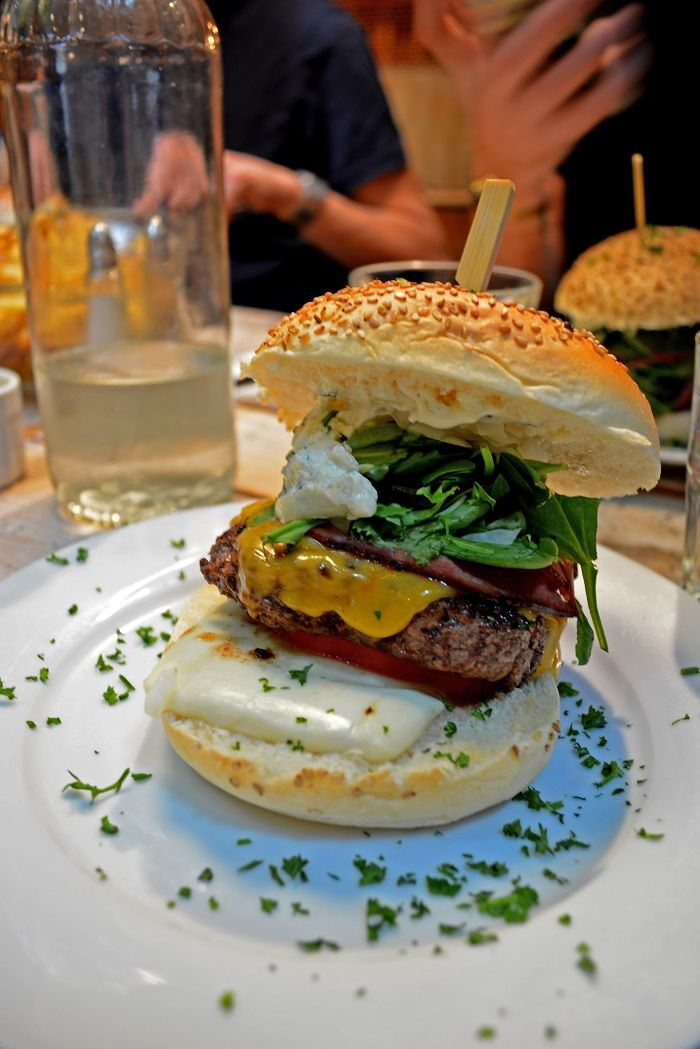 Mother burger resto lille