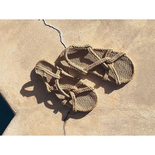 Back in - Biot Sandals #toteme Link in bio