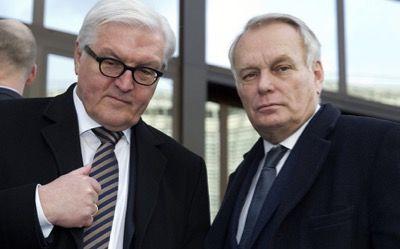 """A strong Europe in a world of uncertainties""-Επείγον: Οι Ayrault και Steinmeier ετοιμάζουν μια «Νέα Ευρώπη»"