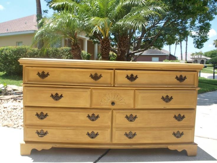 Gorgeous Shabby Chic Buffet Dresser $325   Trinity Http://furnishly.com/