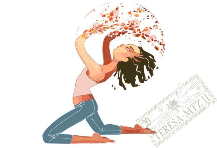 Manos (1): Illustration, Teresa Martinez, Creative Juice