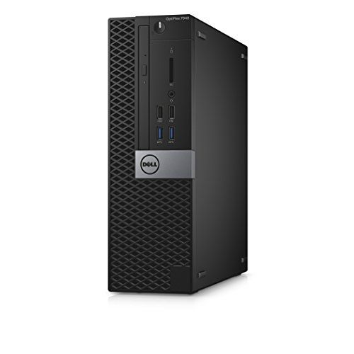 nice Dell Optiplex 7040 SFF (Small Kind Issue), Intel Core sixth Technology i5-6500, eight GB DDR4, 256 GB SSD, Home windows 10 Professional (Licensed Refurbished)