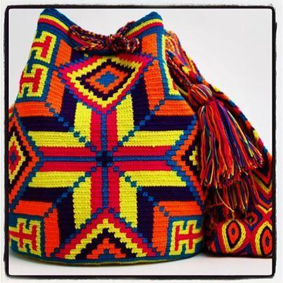 WAYUU TRIBE Boho Bags & Crochet Patterns | Facebook