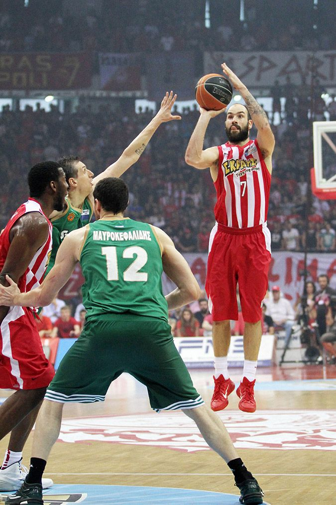 Spanoulis vs Panathinaikos