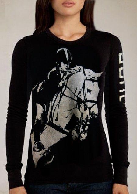 Etsy - Shop Coup. Ride T- Shirt Women's Apparel Fashion T-shirt Winter