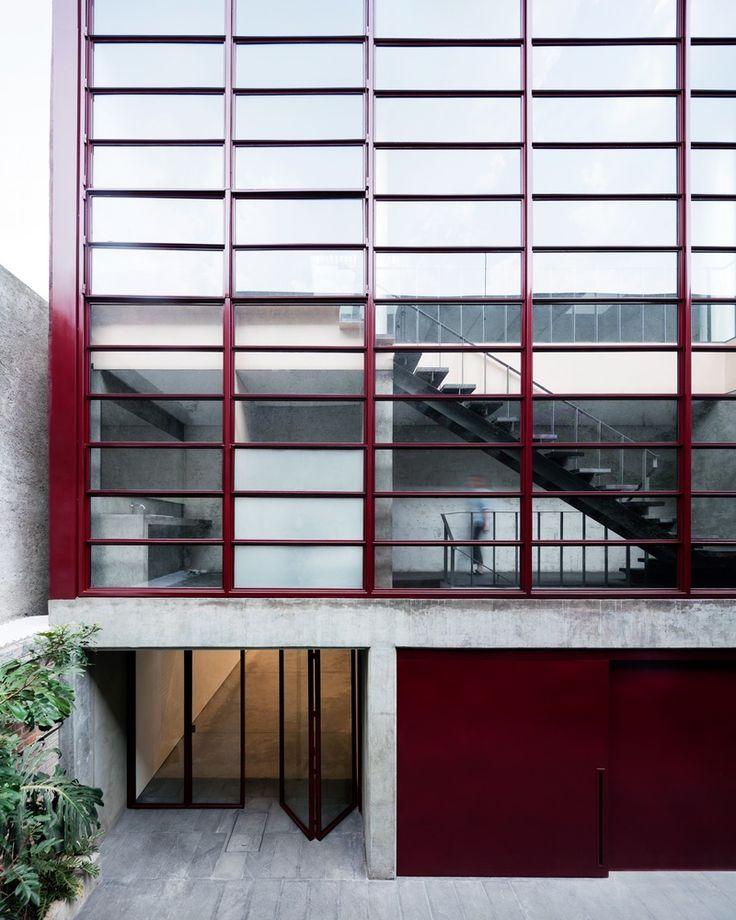 Galería de Galería OMR / Mateo Riestra + José Arnaud-Bello + Max von Werz - 3