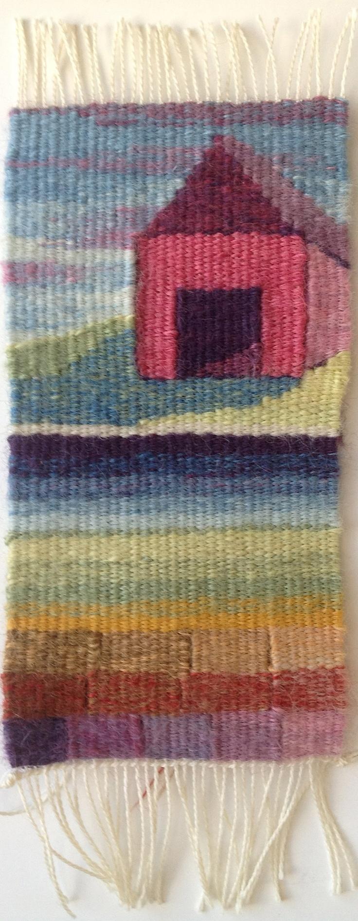 Pink Barn Weaving - TabascoCatArt.com