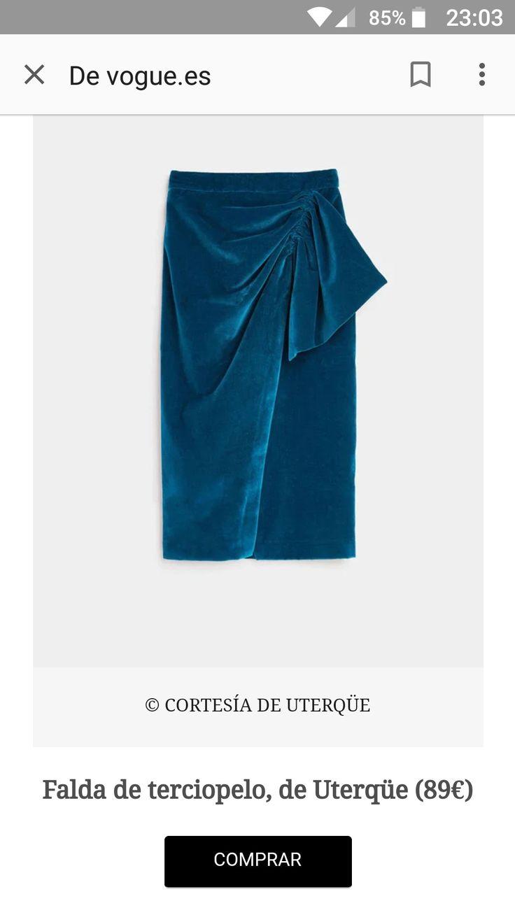 Falda de Uterque para esta primavera