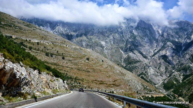 Przełęcz Llogara (Llogara Pass)