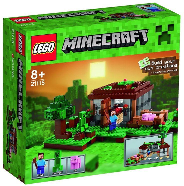 17 meilleures id es propos de lego minecraft sur. Black Bedroom Furniture Sets. Home Design Ideas