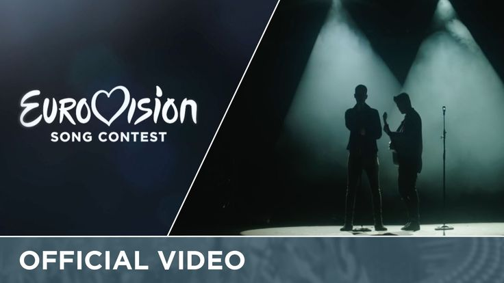 Joe and Jake - You're Not Alone (United Kingdom) 2016 Eurovision Song Contest