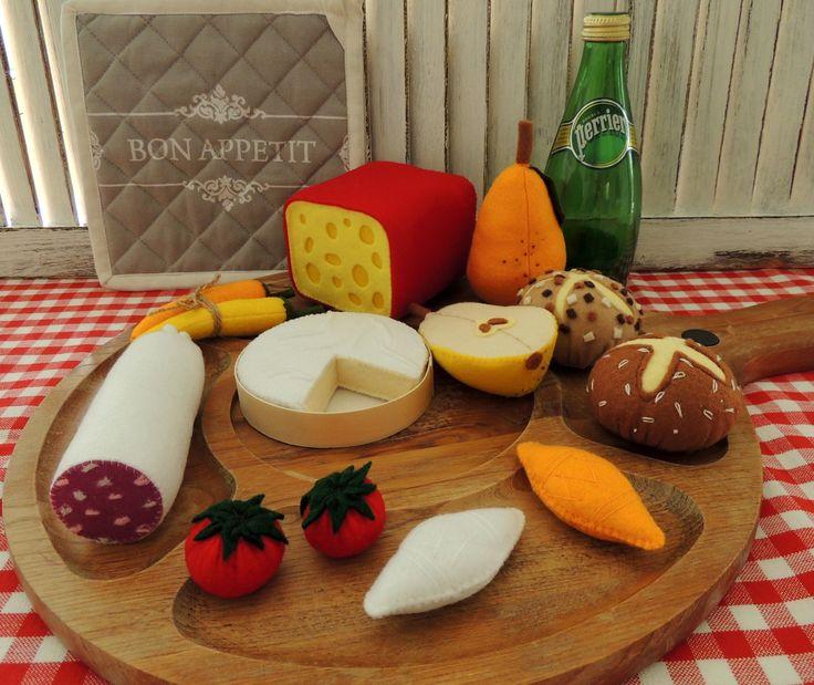 plateau fromage-decocarin-felt food