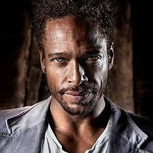 """GARY DOURDAN - We at Raggedy Ends Productions are pleased to have GARY DOURDAN taking main character role GRANT in """"Mohawk Salon...a psycho thriller"""". Some sounds will haunt you forever!"""" Bert appeared in several television series and films."""