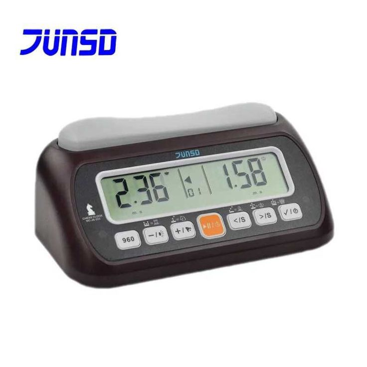 ==> [Free Shipping] Buy Best JUNSD Chess Clock Digital touch button Professional chess game timer Count down Sports Competition Bonus chess clocks Wholesale Online with LOWEST Price | 32703753261
