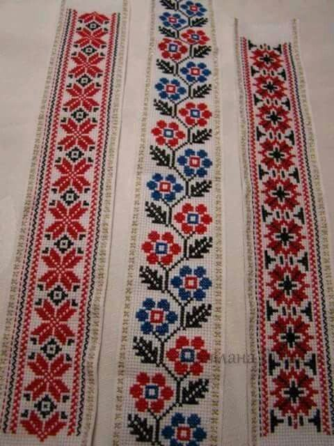 Palestinian embroidery More