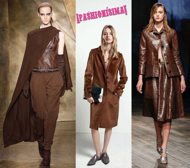 Cómo vestir de marrón y que no te quede un look tan mustio como el de la duquesa de Cambridge