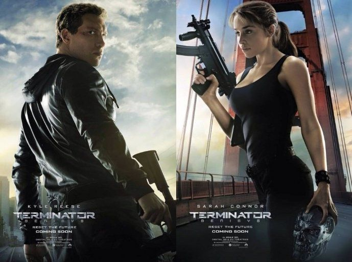 "Terminator Genisys Full Movie Download With High Quality Audio & Video Online in HD. After finding himself in a new time-line, Kyle Reese teams up with John Connor's mother Sarah and an aging terminator to try and stop the one thing that the future fears, ""Judgement Day"". Terminator Genisys !! Full Movie Watch or Download Free HD/ Bluray/ MP4/ PC, mac, iPod, iPhone, 720p/ 1080p On Your Device As Per Your Required Quality Formats. Download Link➤➤…"