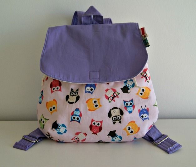 Mochilas infantiles - 195 productos únicos para comprar online en DaWanda