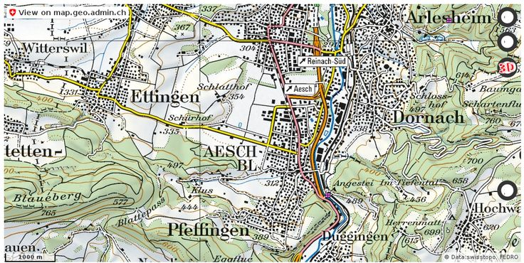 Aesch (BL) Unfall Verkehr Tote Statistik http://ift.tt/2jAX4tl #maps #schweiz