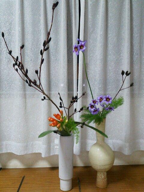 ikebana  sogetsu