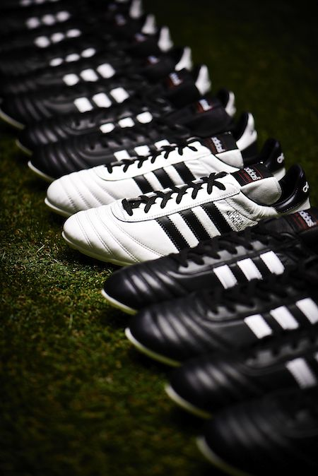 huge discount 0bb79 a563f ... amazon introducing the limited edition white black adidas copa 2fa63  ad10d