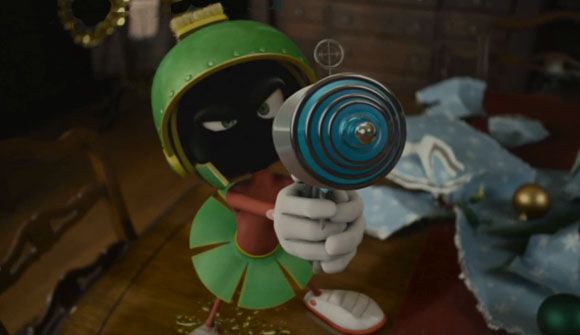 First Look At Live Action Hong Kong Phooey And Marvin The Martian Movie Footage