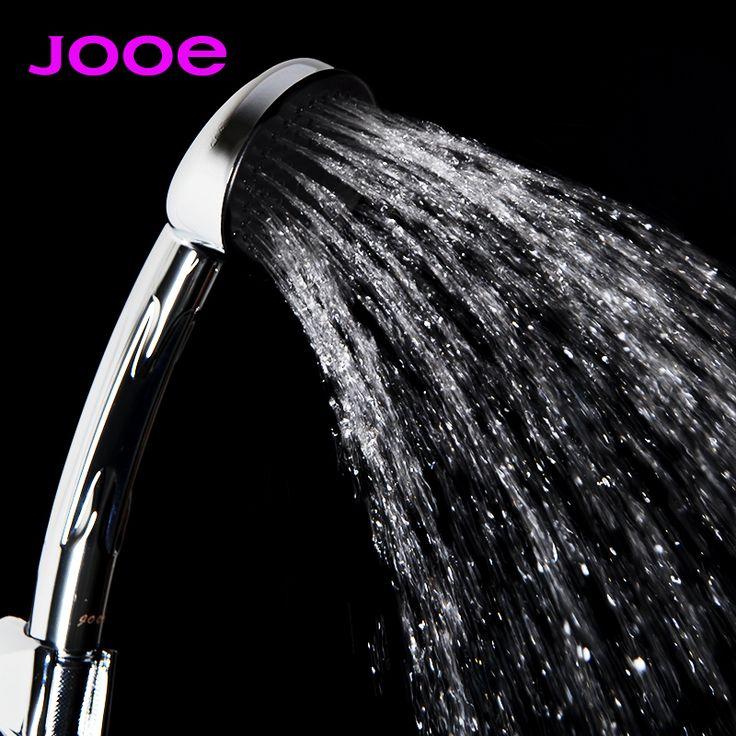 JOOE HandHeld Shower head high Pressure Round Chrome Water Saving Shower head for little pet ducha chuveiro