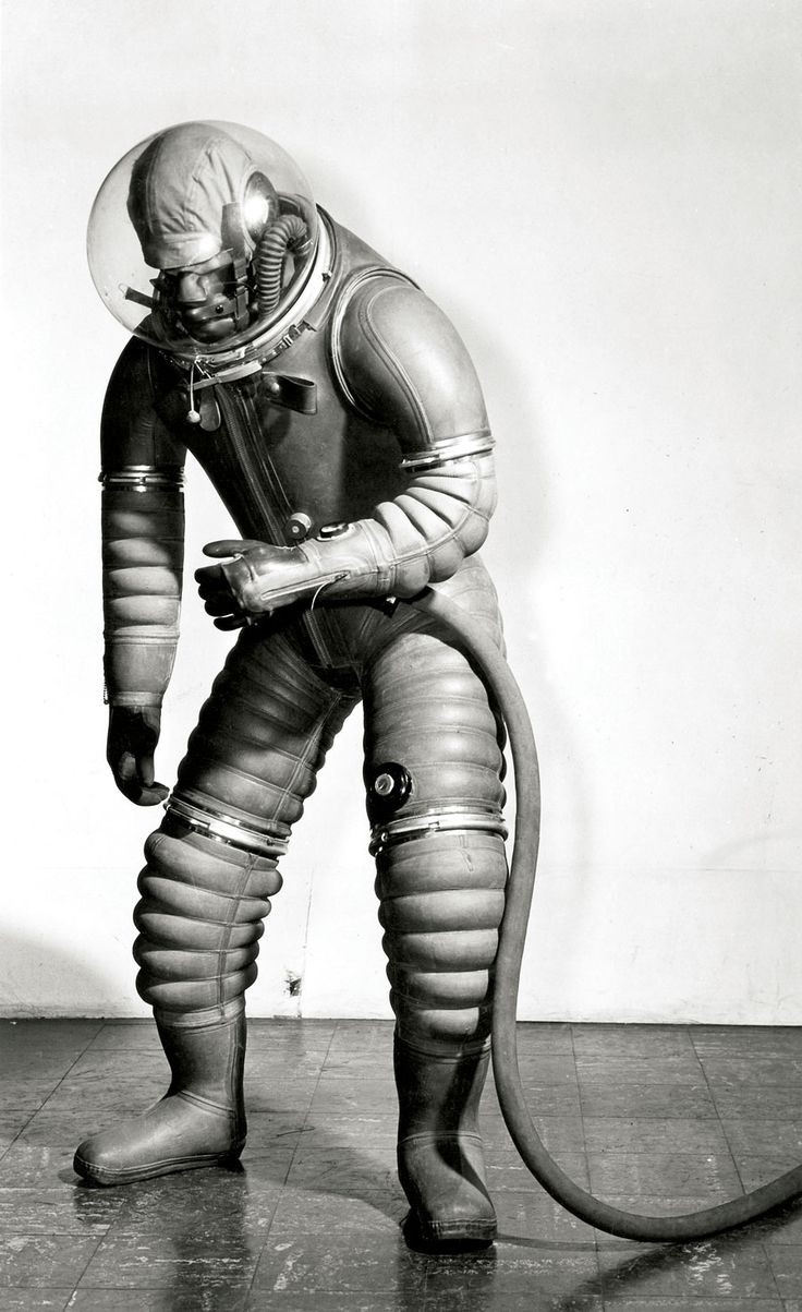 retro space suits - photo #26