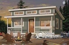 Plan de maison no. W1904 de dessinsdrummond.com