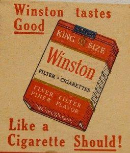 cigarettes slogans - Google Search